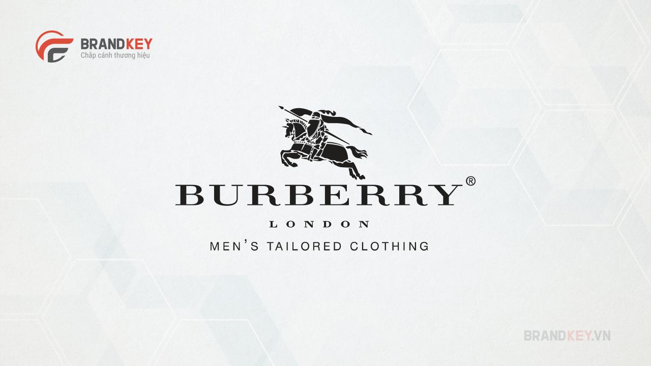 Burbrerry - Logo thời trang nổi tiếng
