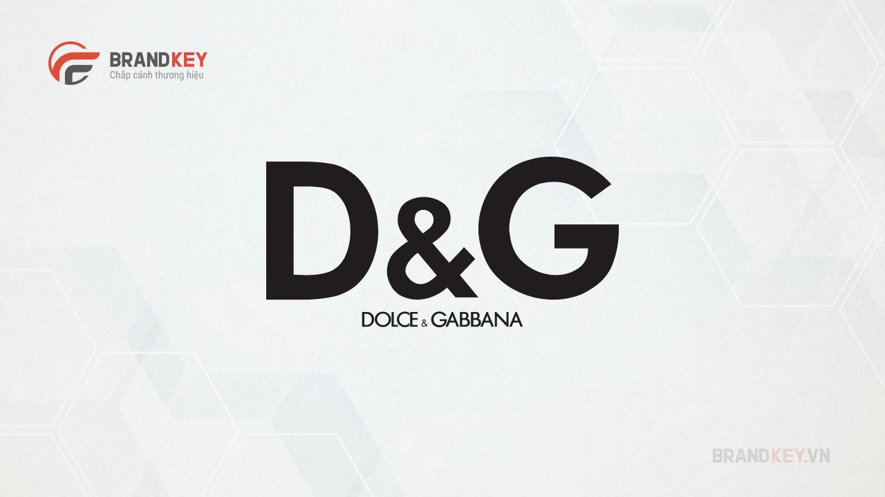 Dolce & Gabbana - Logo hãng thời trang nổi tiếng