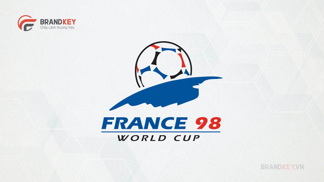 Logo FIFA World Cup France 98