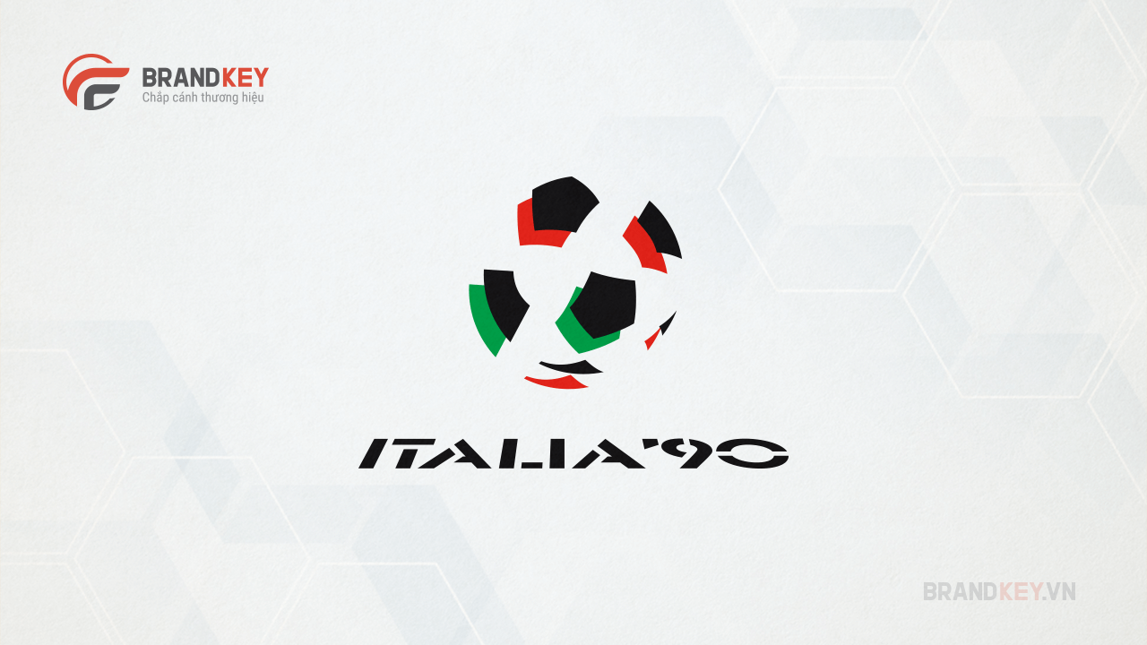 Logo FIFA World Cup Italia 90