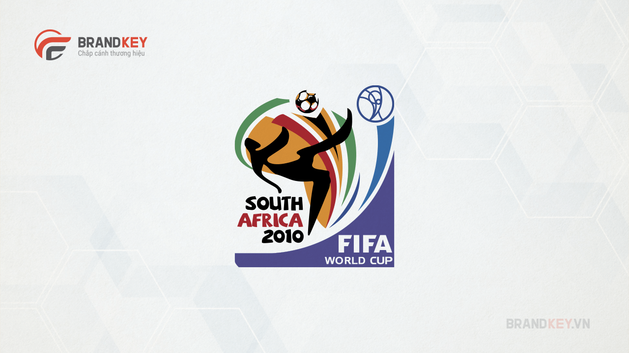 Logo FIFA World Cup South Africa 2010