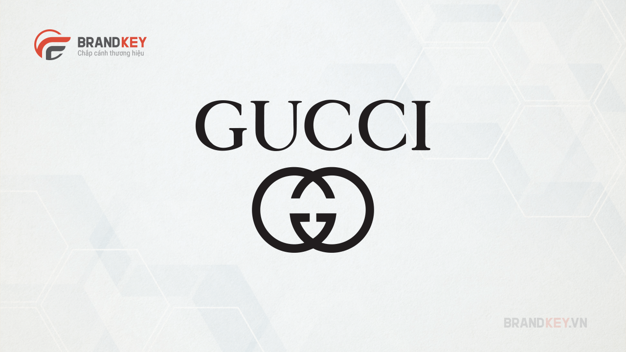 Gucci - Logo hãng thời trang nổi tiếng