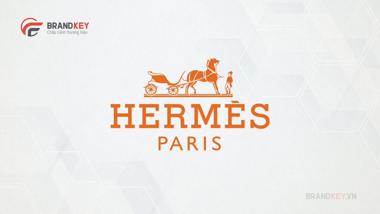 Logo biểu tượng thời trang Hermes