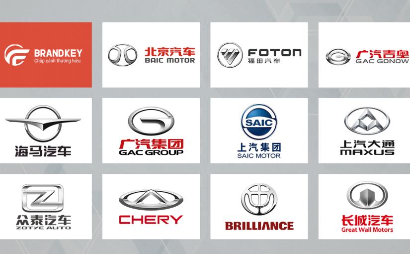 [30+] Tổng hợp logo các hãng xe ô tô Trung Quốc