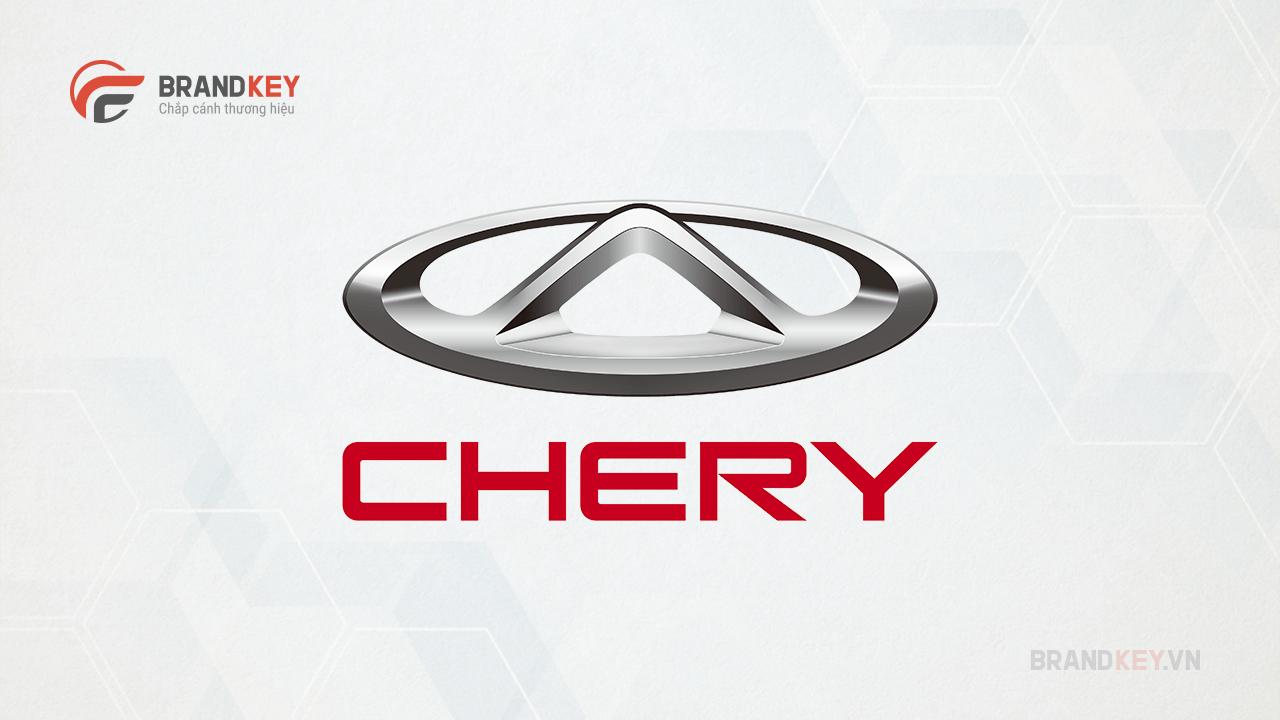 Thiết kế logo của hãng Chery