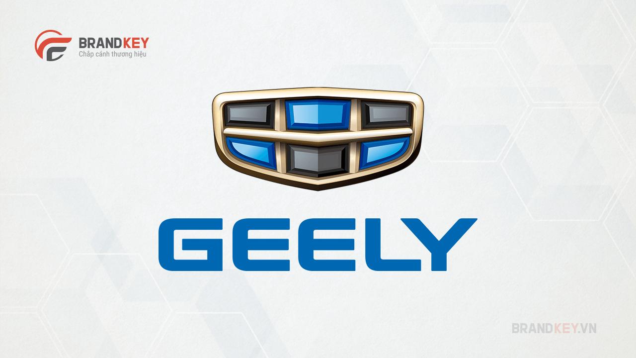 Thiết kế logo của hãng ô tô Geely
