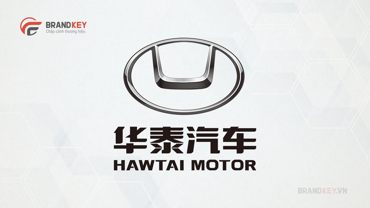 Logo thương hiệu xe hơi Trung Quốc Hawtain