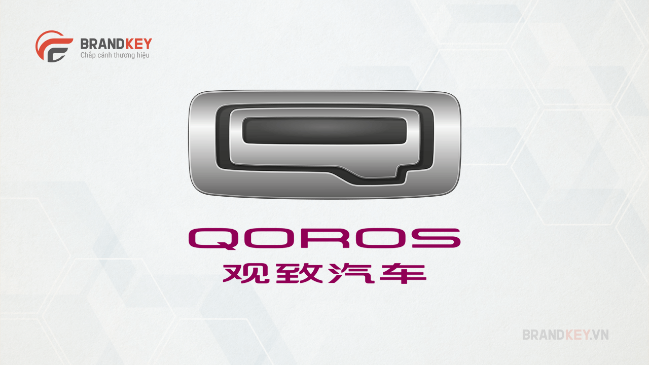 Logo thương hiệu sản xuất ô tô Qoros