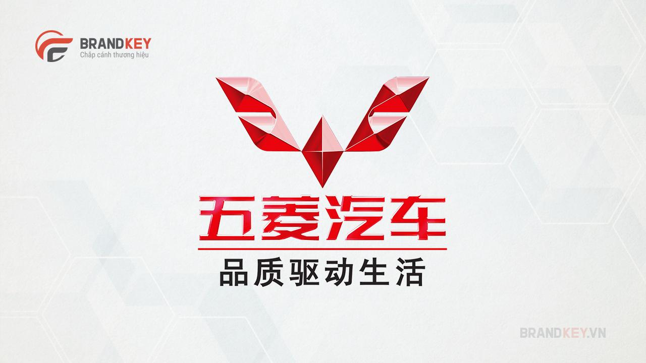 Logo thương hiệu SAIC-GM-Wuling