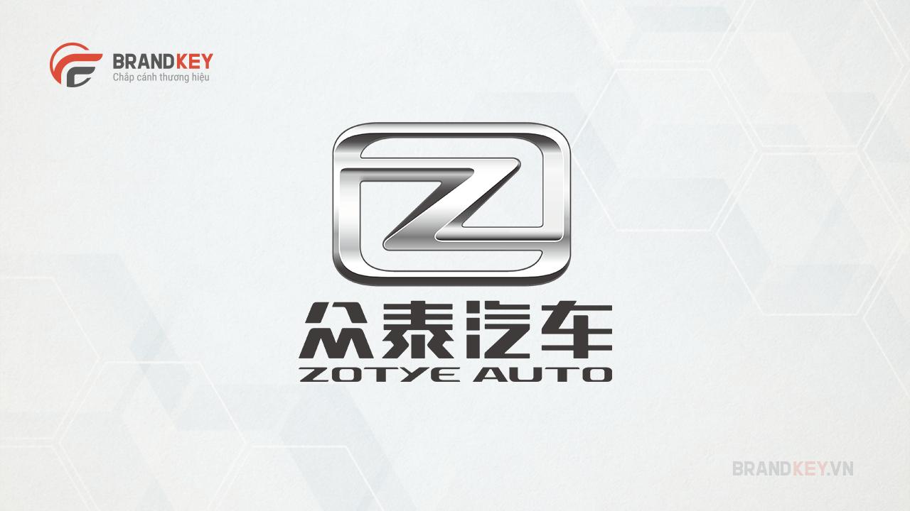 Logo xe ô tô Trung Quốc Zotye Auto