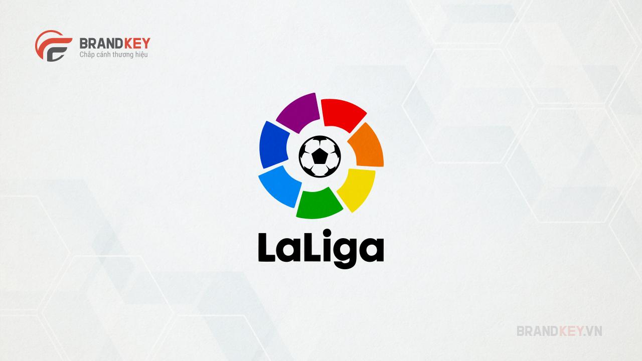 Logo giải bóng đá vô địch quốc gia Tây Ban Nha (La Liga)