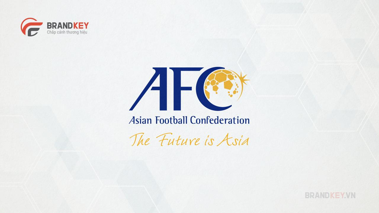 Logo Liên đoàn bóng đá châu Á (AFC)