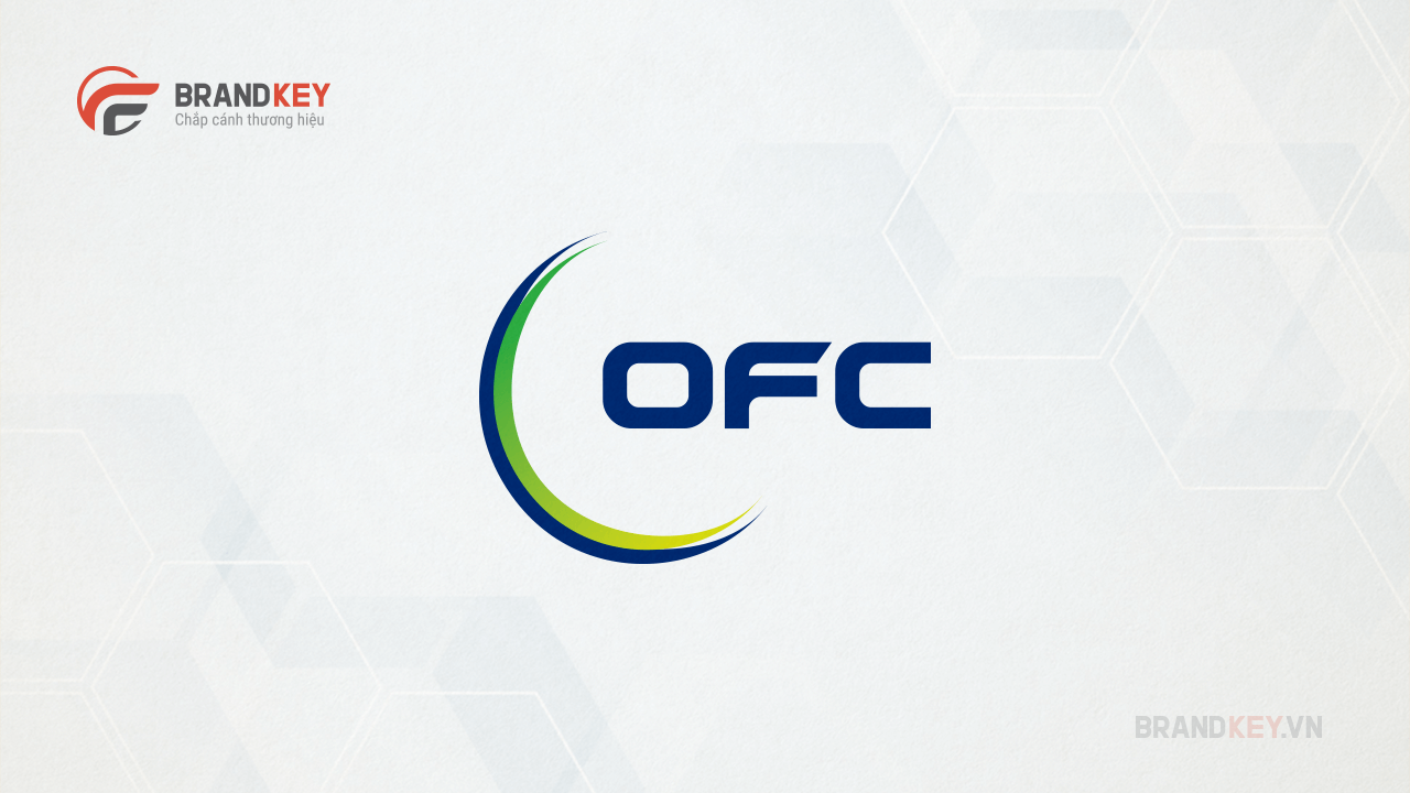 Thiết kế logo Liên đoàn bóng đá châu Đại Dương (OCF)