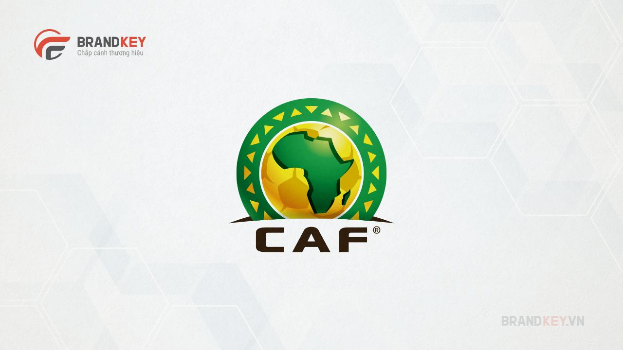 Thiết kế logo bóng đá Liên đoàn bóng đá châu Phi (CAF)