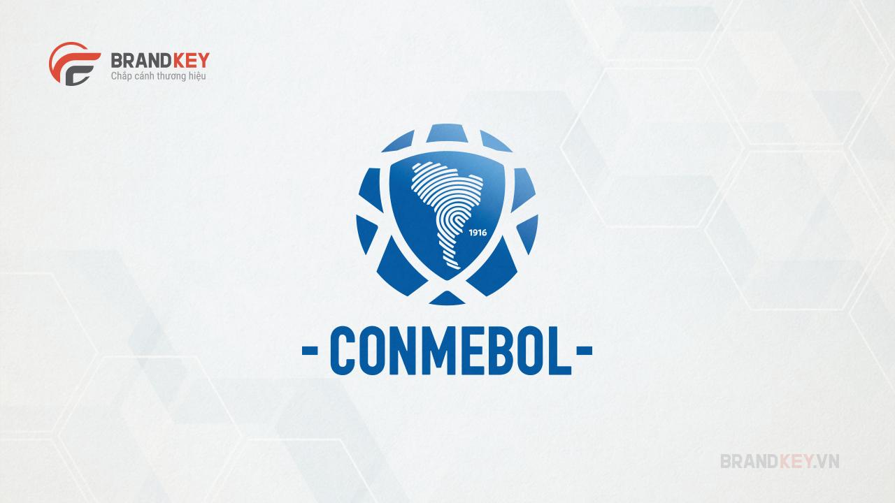 Logo Liên đoàn bóng đá Nam Mỹ (CONMEBOL)