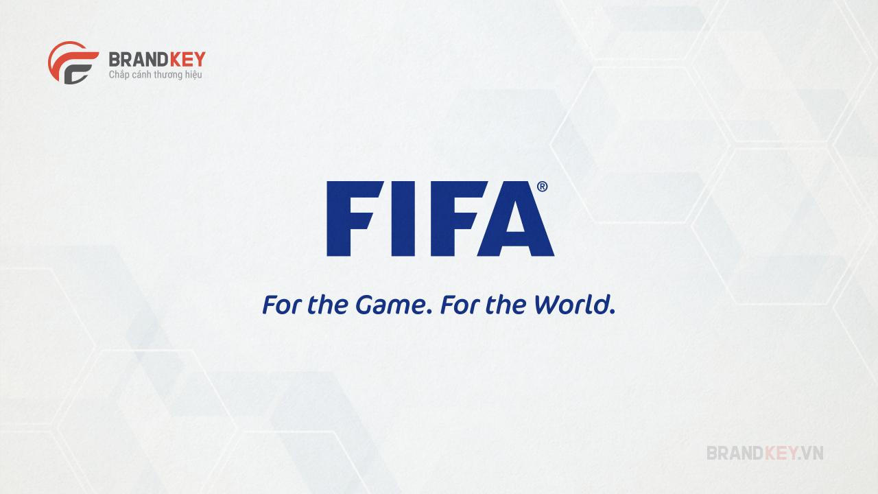 thiết kế logo thương hiệu FIFA