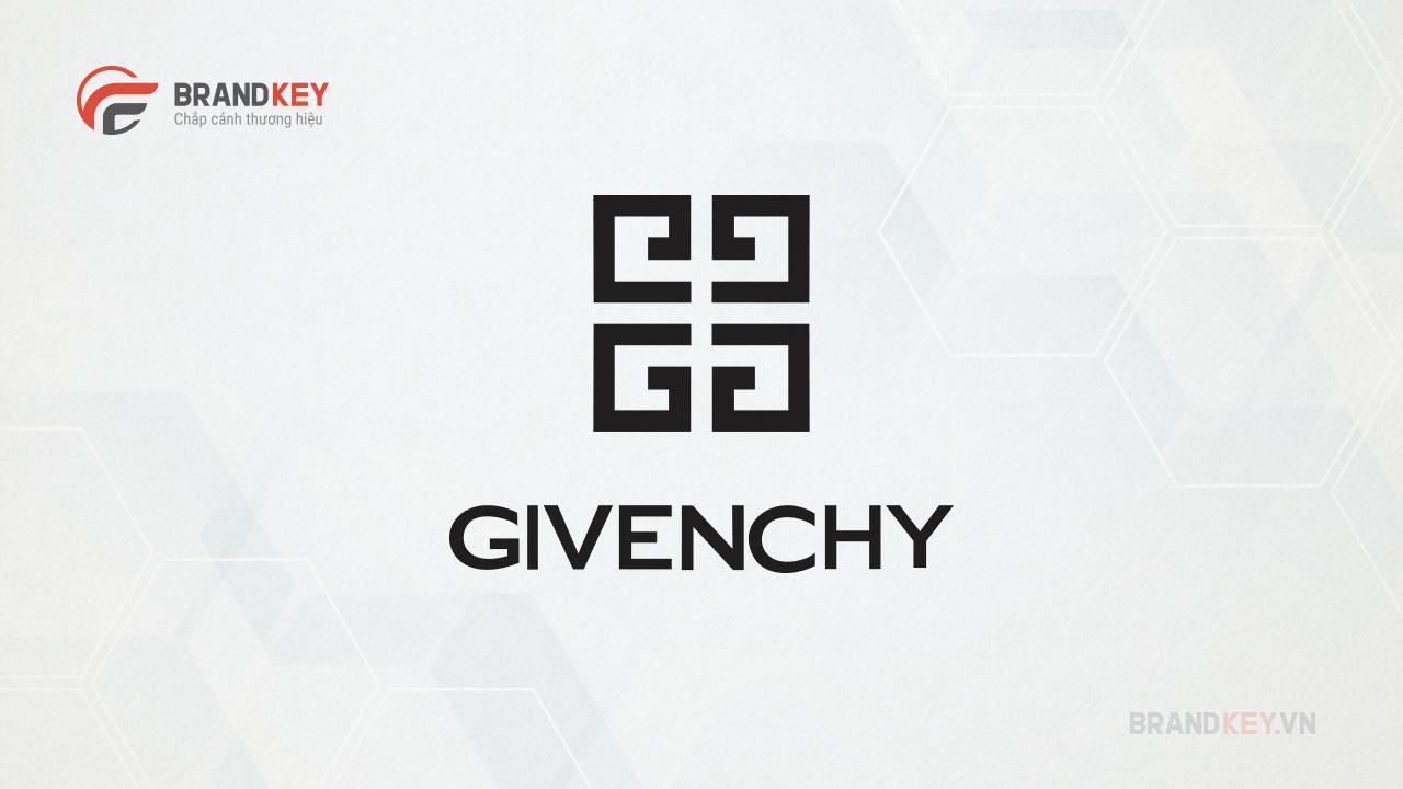 Logo thương hiệu thời trang nổi tiếng Givenchy